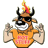 File Library - Mascot (hot stuff)
